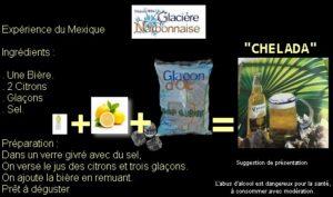 GLACIERE  CHELADA